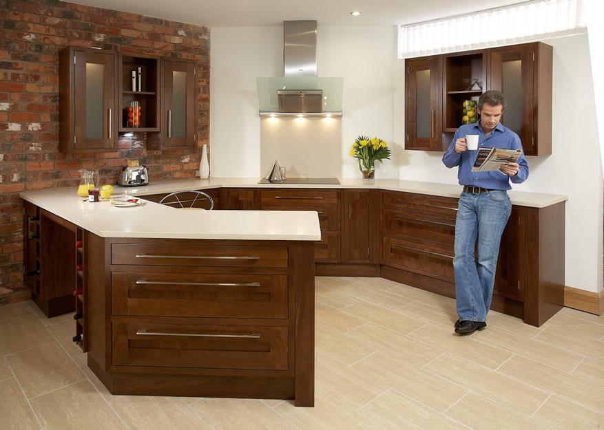 Image Result For Barn Wood Kitchen